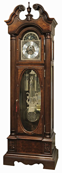 Howard Miller Coolidge 611-180 Grandfather Clock