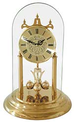 Loricron Premier LC2795 12 Inch Non-Chiming Anniversary Clock CLICK FOR MORE DETAILS
