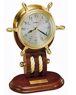 Howard Miller Britannia 613-467 Maritime Clock CLICK FOR MORE DETAILS