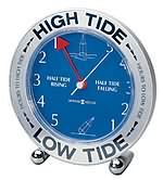 Howard Miller Tide Mate III 645-527 Table Clock CLICK FOR MORE DETAILS