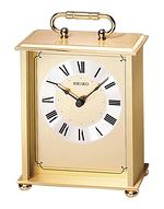 Seiko QHG102GL Table Clock CLICK FOR MORE DETAILS