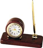 Howard Miller Roland 645-407 Desk Set Clock CLICK FOR MORE DETAILS