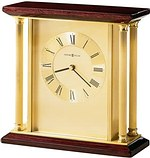 Howard Miller Carlton 645-391 Desk Clock CLICK FOR MORE DETAILS