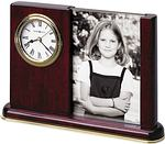 Howard Miller Portrait Caddy 645-498 Photo Desk Clock CLICK FOR MORE DETAILS