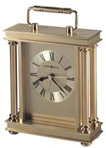 Howard Miller Audra 645-584 Brass Desk Clock CLICK FOR MORE DETAILS
