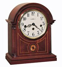 Howard Miller Barrister 613-180 Keywound Mantel Clock CLICK FOR MORE DETAILS