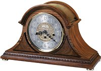Howard Miller Barrett II 630-202 Keywound Mantel Clock CLICK FOR MORE DETAILS