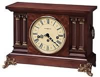 Howard Miller Circa 630-212 Keywound Mantel Clock CLICK FOR MORE DETAILS