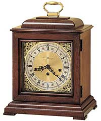 Howard Miller Lynton 613-182 Keywound Mantel Clock CLICK FOR MORE DETAILS