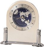 Howard Miller Discoverer 645-346 World Time Alarm Clock CLICK FOR MORE DETAILS