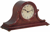 Hermle Augustine Cherry Chiming Mantel Clock CLICK FOR MORE DETAILS