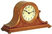 Hermle Augustine Oak Chiming Mantel Clock CLICK FOR MORE DETAILS