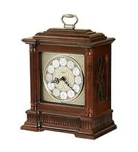 Howard Miller Akron 635-125 Chiming Mantel Clock CLICK FOR MORE DETAILS
