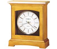 Howard Miller Urban Mantel Clock 630-159 CLICK FOR MORE DETAILS