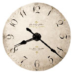 Howard Miller Enrico Fulvi 620-369 Large Wall Clock CLICK FOR MORE DETAILS