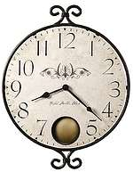 Howard Miller Randall 625-350 Wall Clock CLICK FOR MORE DETAILS