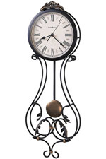 Howard Miller Paulina 625-296 Wall Clock CLICK FOR MORE DETAILS