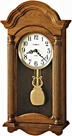 Howard Miller Amanda 625-282 Chiming Wall Clock CLICK FOR MORE DETAILS