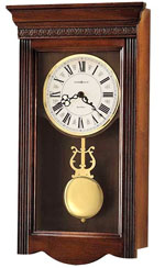 Howard Miller Eastmont 620-154 Chiming Wall Clock CLICK FOR MORE DETAILS