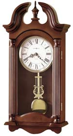 Howard Miller Everett 625-253 Chiming Wall Clock CLICK FOR MORE DETAILS