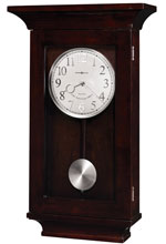 Howard Miller Gerrit 625-379 Chiming Wall Clock CLICK FOR MORE DETAILS