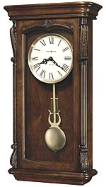 Howard Miller Henderson 625-378 Chiming Wall Clock CLICK FOR MORE DETAILS