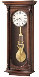 Howard Miller Helmsley 620-192 Chiming Wall Clock CLICK FOR MORE DETAILS