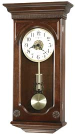 Howard Miller Jasmine 625-384 Chiming Wall Clock CLICK FOR MORE DETAILS