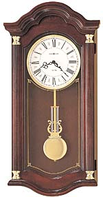 Howard Miller Lambourn 620-220 Chiming Wall Clock CLICK FOR MORE DETAILS