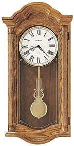 Howard Miller Lambourn II 620-222 Chiming Wall Clock CLICK FOR MORE DETAILS