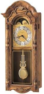 Howard Miller Rothwell 620-184 Chiming Wall Clock CLICK FOR MORE DETAILS