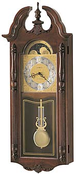 Howard Miller Rowland 620-182 Chime Wall Clock CLICK FOR MORE DETAILS