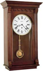 Howard Miller Alcott 613-229 Keywound Wall Clock CLICK FOR MORE DETAILS