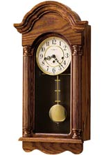 Howard Miller Daniel Model 620-232 Keywound Wall Clock CLICK FOR MORE DETAILS