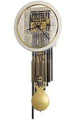 Howard Miller Focal Point 622-779 Tubular Chime Wall Clock CLICK FOR MORE DETAILS
