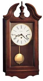Howard Miller Lancaster 620-132 Keywound Wall Clock CLICK FOR MORE DETAILS