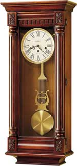 Howard Miller New Haven 620-196 Keywound Wall Clock CLICK FOR MORE DETAILS