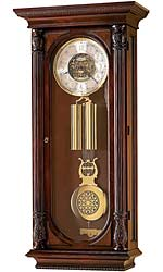 Howard Miller Stevenson 620-262 Weight Driven Wall Clock CLICK FOR MORE DETAILS