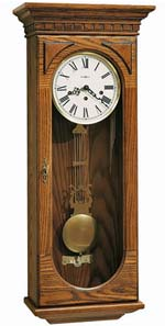 Howard Miller Westmont 613-110 Keywound Wall Clock CLICK FOR MORE DETAILS