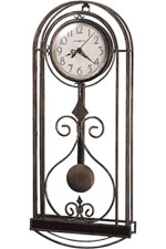 Howard Miller Melinda 625-295 Wall Clock CLICK FOR MORE DETAILS