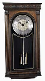 Bulova Laurien C4469 Wall Chiming Wall Clock CLICK FOR MORE DETAILS