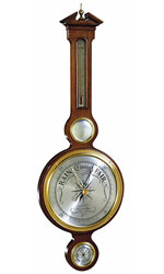 Howard Miller Olympia 612-721 Barometer, Thermometer and Hygrometer CLICK FOR MORE DETAILS