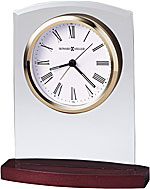 Howard Miller Marcus 645-580 Rosewood Alarm Clock CLICK FOR MORE DETAILS