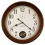 Howard Miller Auburn 620-484 Large Wall Clock CLICK FOR MORE DETAILS