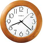 Howard Miller Santa Fe Oak Wall Clock 625-355 CLICK FOR MORE DETAILS