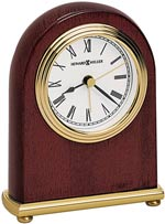 Howard Miller Rosewood Arch 613-487 Table Clock CLICK FOR MORE DETAILS
