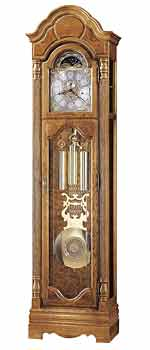 Howard Miller Bronson 611-019 Oak Grandfather Clock CLICK FOR MORE DETAILS