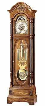 Howard Miller Clayton 610-950 Grandfather Clock CLICK FOR MORE DETAILS