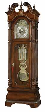 Howard Miller Eisenhower 611-066 Grandfather Clock CLICK FOR MORE DETAILS