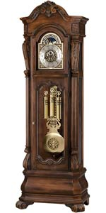 Howard Miller Hamlin 611-025 Grandfather Clock CLICK FOR MORE DETAILS